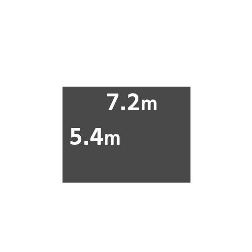 3×4間ステージプラン